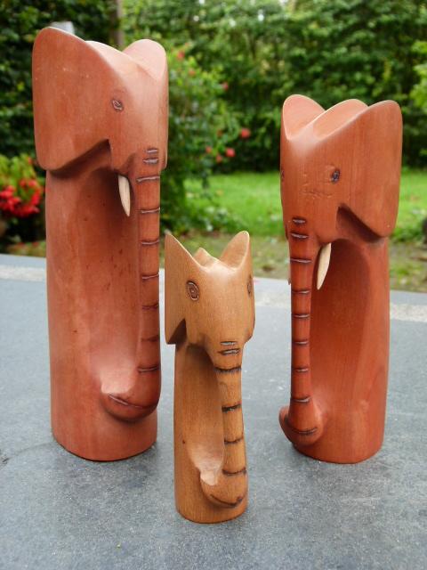 houtsnijwerk uit zimbabwe