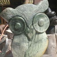 serpentijn beeldhouwen