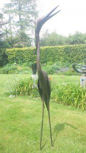 Metalen-vogels-Reiger-Birds-of-Zimbabwe
