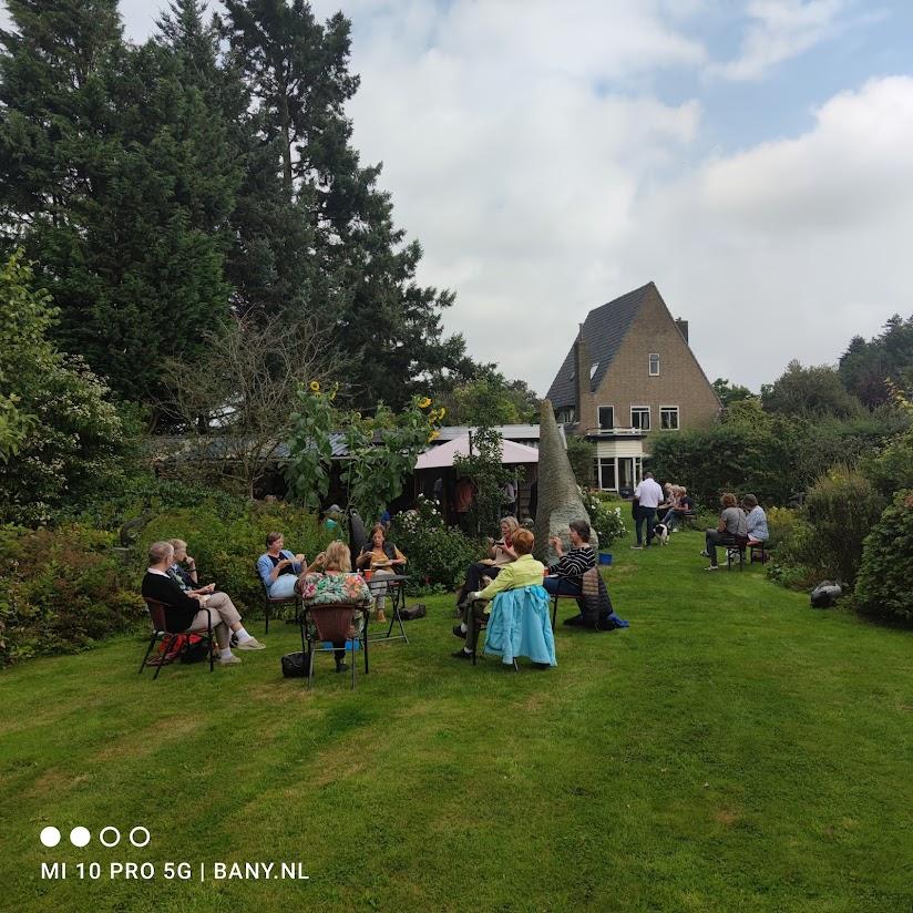 tuinbezoek beeldentuin met lunch 2